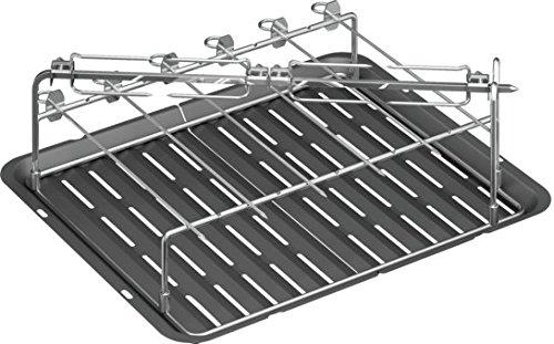 Bosch HEZ635000 Zubehör für Backöfen / Grillset / Edelstahl