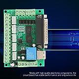 MACH3 5 ejes CNC controlador de movimiento tarjeta de interfaz USB tarjeta de derivación para motor...
