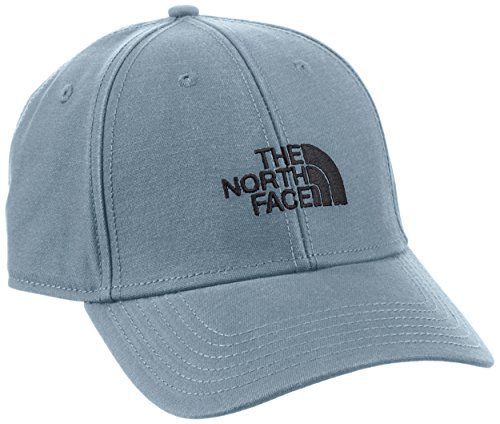 The North Face Ascentials TNF Gorra 66 Classic, Unisex adulto, Mid Grey, Talla única