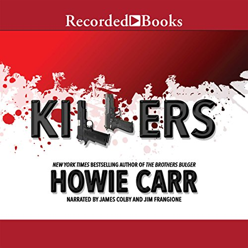 Killers audiobook cover art