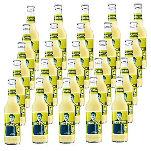 Wostok Birne Rosmarin 25 Flaschen je 0,33l