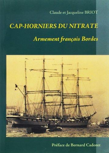 Cap-horniers du nitrate : Armement français Bordes