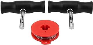 Windschutzscheibenwerkzeuge, Universal Car Windschutzscheibe Removal Tools Kit Windschutzscheibe Fensterglas Schneidedraht W/Griffe