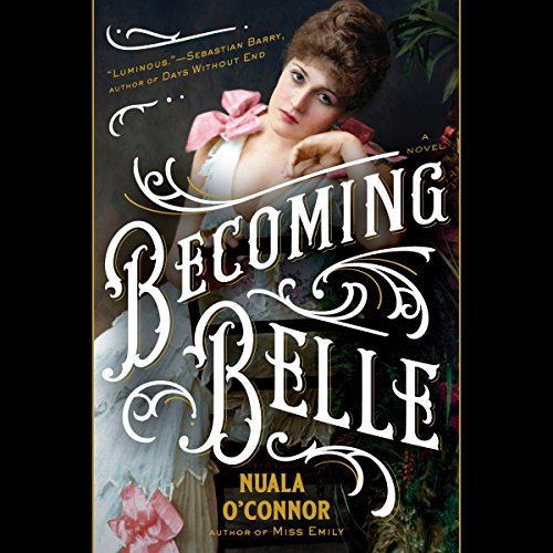 Becoming Belle audiobook cover art