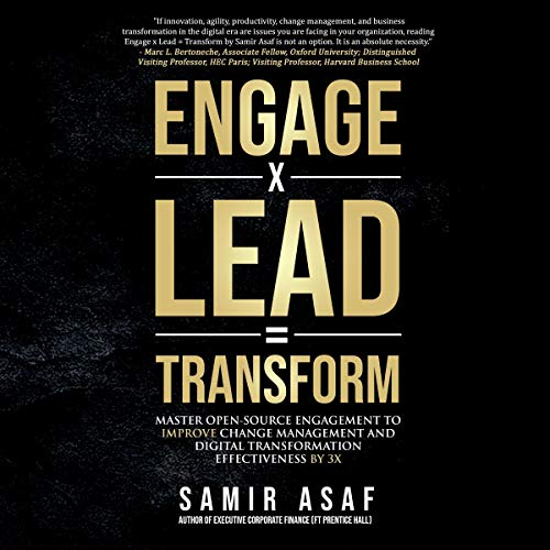 Engage X Lead = Transform Titelbild