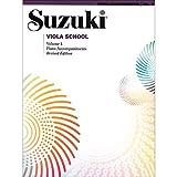 Suzuki Viola School Volume 4 - Piano Accompaniment - Book