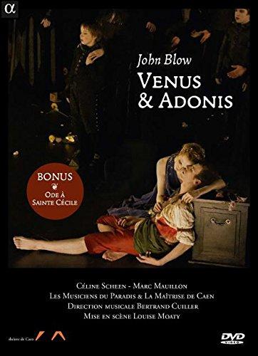 Blow: Venus & Adonis / Ode à Sainte Cécile