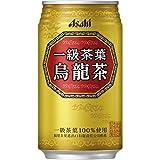 アサヒ烏龍茶 缶 340X24