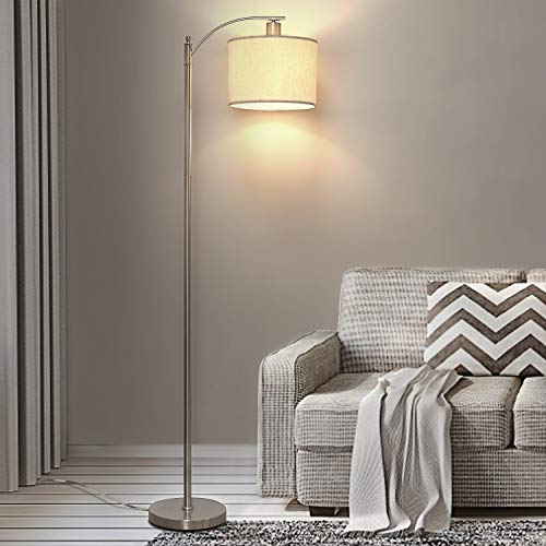 LED Floor Lamp with Dimmer