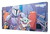 Grupo Erik - Alfombrilla de ratón XL Baby Yoda, The Mandalorian (35x80 cm)