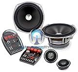 JL Audio ZR525-CSi 5.25' ZR Series 2-Way Component Speakers