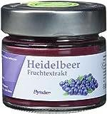 HEIDELBEER EXTRAKT | reiner Heidelbeerextrakt mit 0,8% Anthocyangehalt | 70 Gramm | Premium...