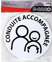 COLOR POP 463265 CA Disque Conduite Accompagn/ée Magn/étique R/éfl/échissant Night /& Day
