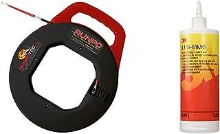 Runpotec 10014 RUNPO 5,3mm verdrillt 30m mit Box (mit Drallausgleich) & 3M FE510045597 Lub L Kabelgleitmittel, 8.3 cm x 26.6 cm x 8.3 cm