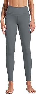 Dawwoti Active Tights for Women High Waist Active Leggings Non See-Through Yoga Tights