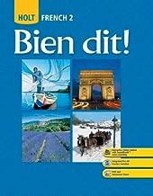 Bien dit!: Student Edition Level 2 2008