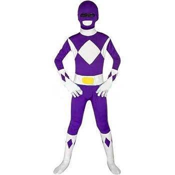 FYBR Disfraz de Power Ranger SuperSkin para niños, Unisex, para ...
