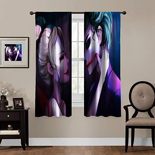 51QtP3qqs2L Harley Quinn  Curtains