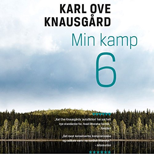 Min kamp 6 audiobook cover art