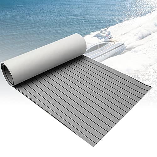 CHURERSHINING EVA Teak Decking Sheet for Boat Yacht Marine Floor Carpet Non-Slip...
