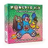 NEXO- Monster Kit Expansión Tranjis Games, (1)