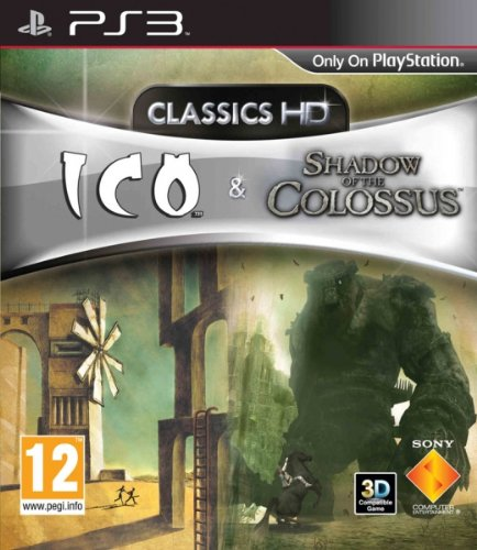Ico & Shadow Of The Colossus Collection - Classics HD