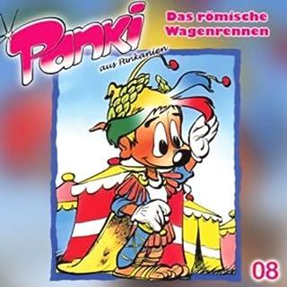 Das römische Wagenrennen (PANKI 08) Titelbild