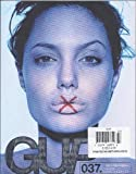 GUP International Photography Magazine # 37 (Guide to Unique Photography,Angelina Jolie Cover)