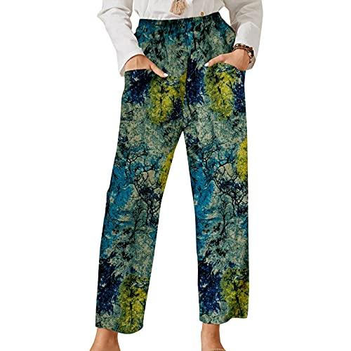 YUNGE Pantalones Rotos Mujer, Pantalon Negro Mujer, Leggins Deportivos Mujer, Pantalones Deportivos Mujer, Pantalones Chinos Mujer, Pantalones Hippies, Shorts Deportivos Mujer, Pantalon Beige Mujer