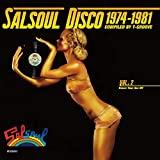 SALSOUL DISCO 1974-1981 COMPILED BY T-GROOVE VOL.2(日本独自企画盤、最新リマスタリング、解説付)