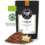 Edward Fields - Rooibos Orgánico de alta calidad con Vainilla. Ingredientes y aromas naturales....