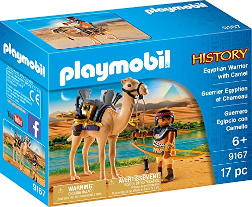 PLAYMOBIL 9167 Egipto Camello Multicolor