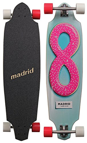 MADRID Squid Longboard