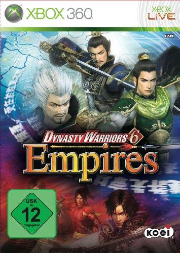 Dynasty Warriors 6: Empires [Importación alemana]