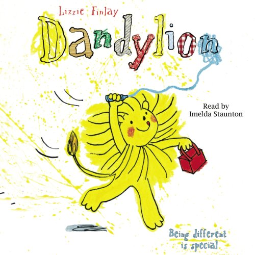 Dandylion audiobook cover art