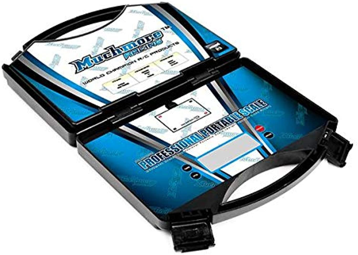 Muchmore Racing RC Model Hop-ups MMR-MR-PPS6K Muchmore Racing Professional Portable Scale (Weight Checker 6,000 Grams)