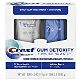 Best Toothpaste For Gums - Crest Pro-Health Gum Detoxify + Whitening Two- Step Review