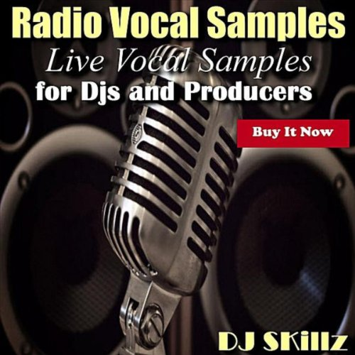 Radio Vocal Samples