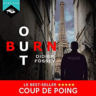 Couverture de Burn-out