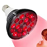 Red Light Therapy Lamp,36W Infrared Light Therapy Device for Face Body Skin Pain Relief Suitable Home Office 660nm & 850nm