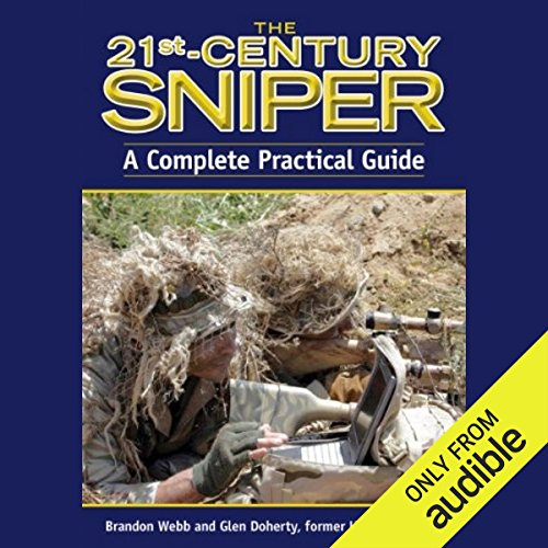 The 21st-Century Sniper cover art