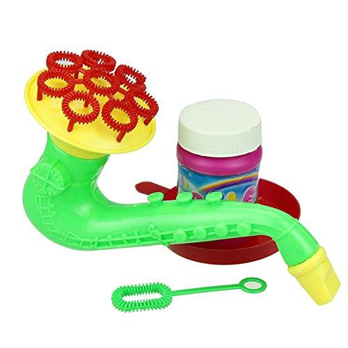 Premium QualitäT Wasser Blasen Spielzeug/KUSUOU/Outdoor Und Indoor Seifenblasenwerfer FüR Besonders Viele Seifenblasen
