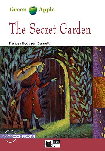 The Secret Garden: Englische Lektüre für das 1. und 2. Lernjahr. Buch + CD-ROM (Green Apple)