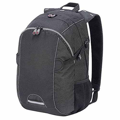 Shugon: moderno Zaino Liverpool 7696, Black, One Size