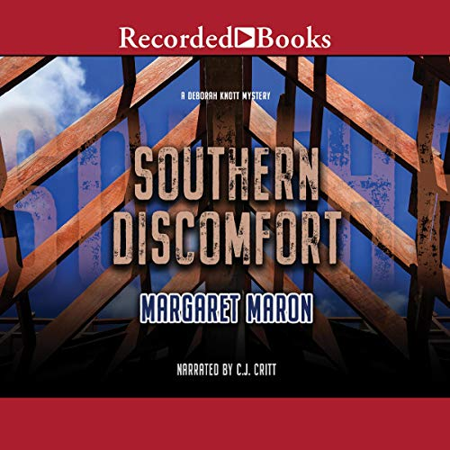 Southern Discomfort  By  cover art