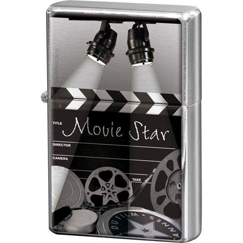 Nostalgic-Art 80242 Hollywood Movie Clapper, mechero