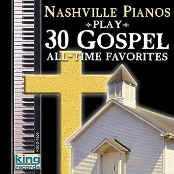 Play 30 Gospel All Time Favorites