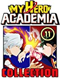 My Hero Academia Collection: Vol 11 - Great Shonen Action Manga For Teens , Adults, Fan, Boys, Girls (English Edition)