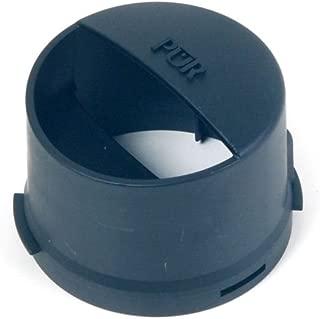 Whirlpool W2260518B Refrigerator Water Filter Cap (Black) Genuine Original Equipment Manufacturer (OEM) Part Black