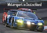 Motorsport in Deutschland (Wandkalender 2022 DIN A3 quer)